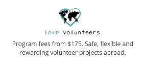 volunteer abroad with Love Volunteers