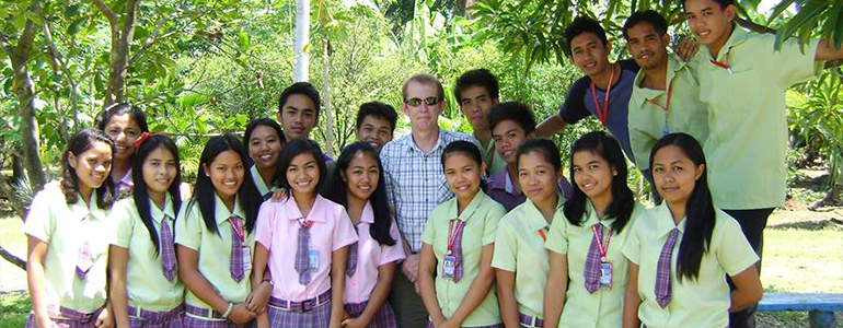 Teach Abroad in Philippines