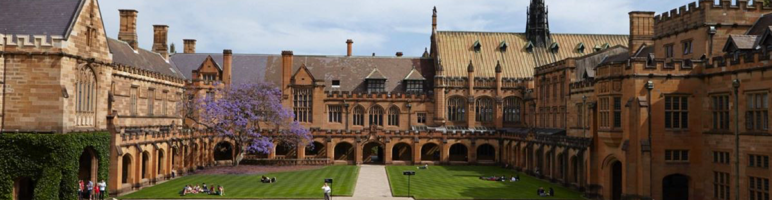 The University of Sydney campus