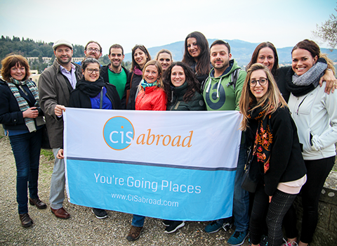 CISabroad participants