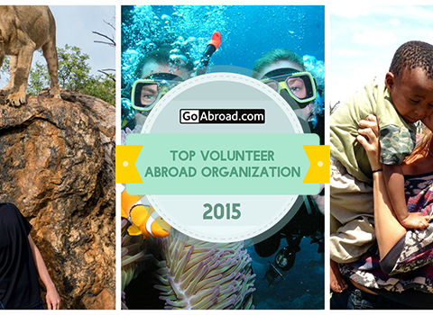GoEco - Top Volunteer Organization of 2015 Header Image