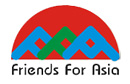 Friends For Asia Logo