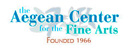 The Aegean Center for the Fine Arts Logo