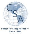 Center For Study Abroad (CSA) -  Direct Low Cost - Budget  Logo