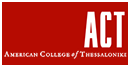 American College of Thessaloniki (ACT)