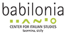BABILONIA - Center for Italian Language and Culture Logo