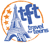 Travel For Teens Logo