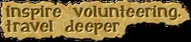 Inspire Volunteering Kenya,Sri Lanka, India, Thailand, Nepal, Vietnam. Logo