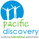 Pacific Discovery - Gap Year, Summer & Semester Programs Abroad Logo
