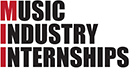 Music Industry Internships Logo