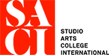 Studio Arts College International (SACI) Logo