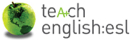 Teach English: ESL Logo