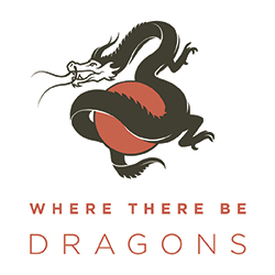 Where There Be Dragons Logo