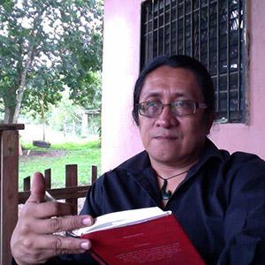Filiberto Penados - Engaged Scholarship & Service Learning Director