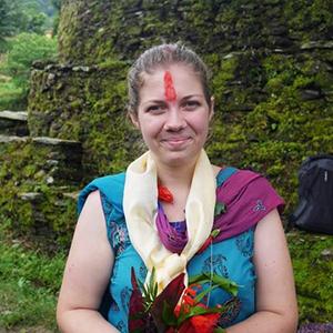 Sarah West - Volunteer Coordinator, Nepal