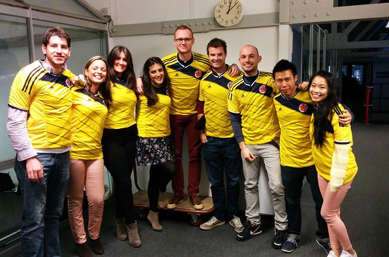 The Intern Group Management Team