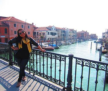 Griselda in Venice.