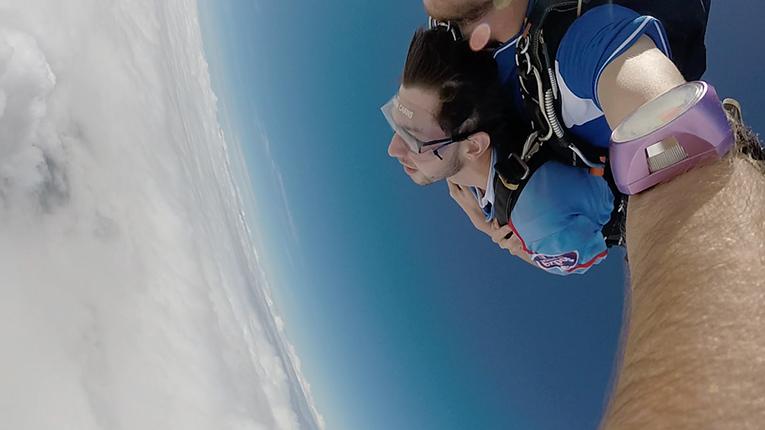 Skydiving in Sydney, Australia