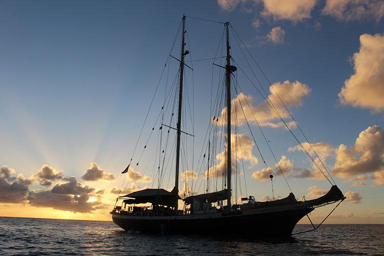Seamester vessel Ocean Star