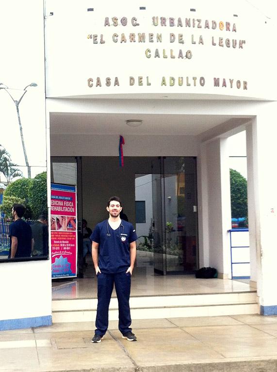 Healthcare center in Callao, Lima