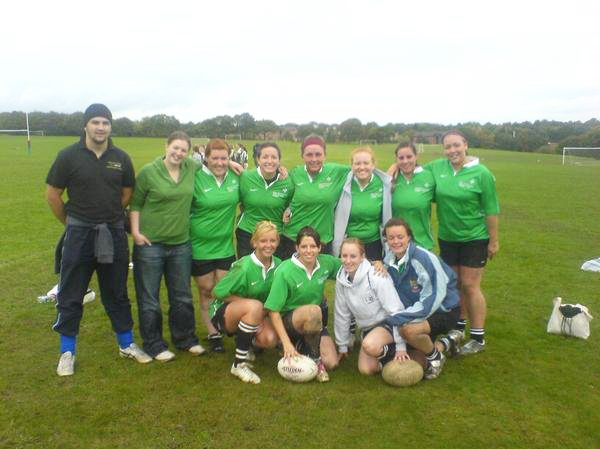 Edge Hill University Rugby League team 2006-2007