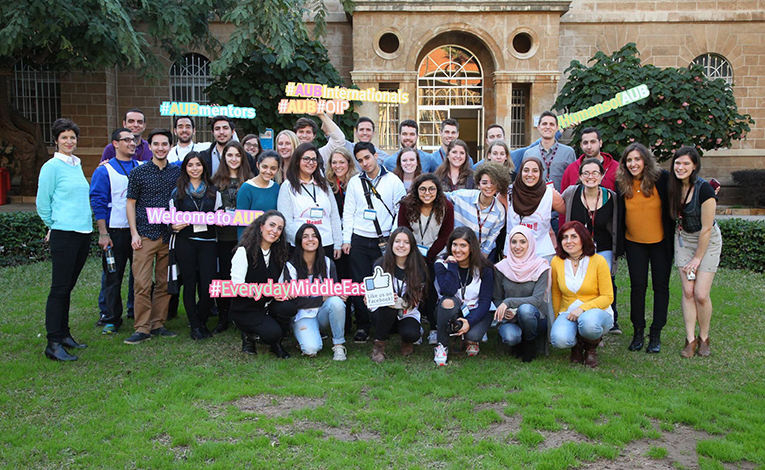 Office of International Programs at the American University of Beirut