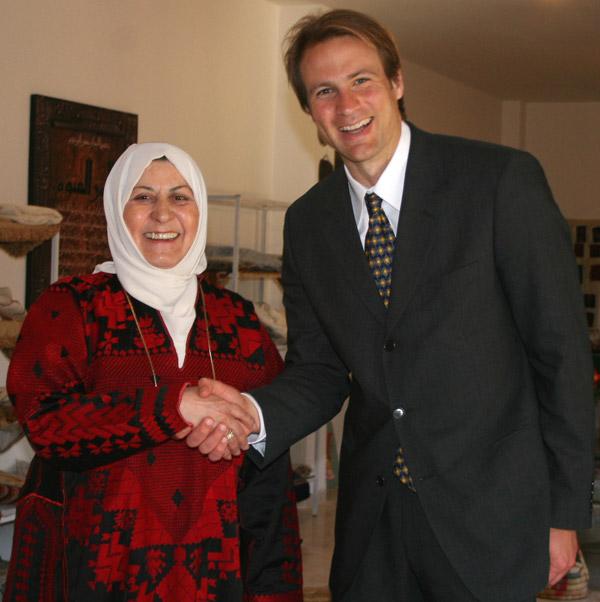 United Planet Founder in Jordan