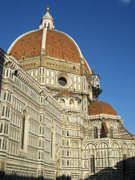 The Duomo in Florence, Italy