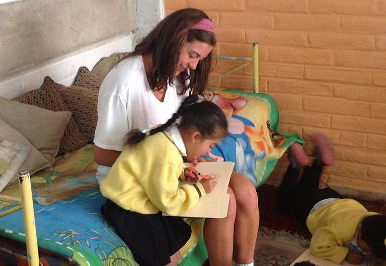 Teaching English in Quito, Ecuador