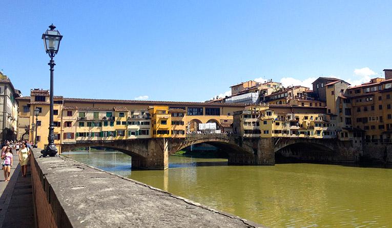 Ponte Vecchio in Italy