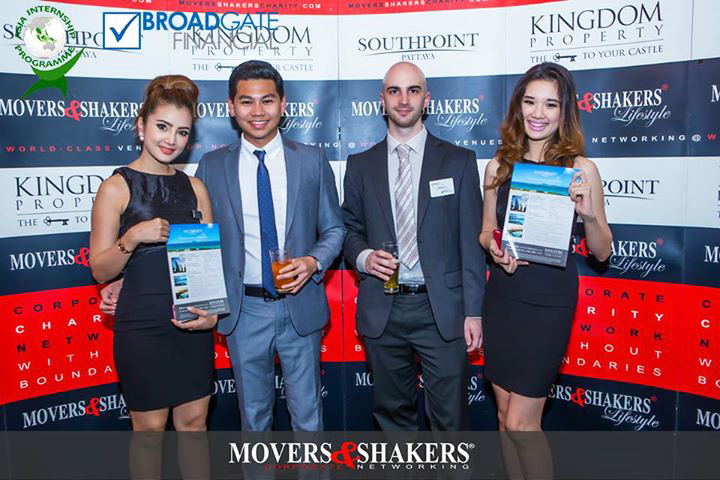 Movers & Shakers networking event