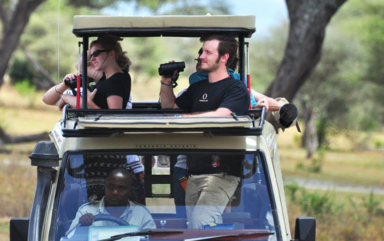 Safari in Tarangire National Park