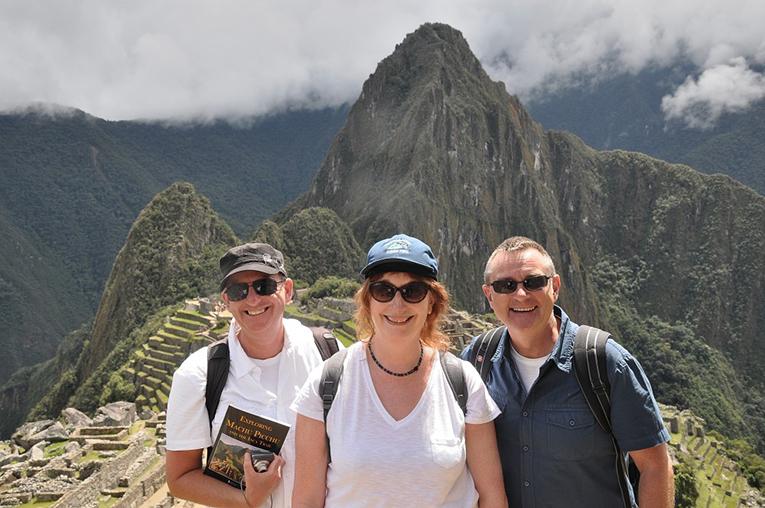 Visiting Machu Picchu in Cusco, Peru