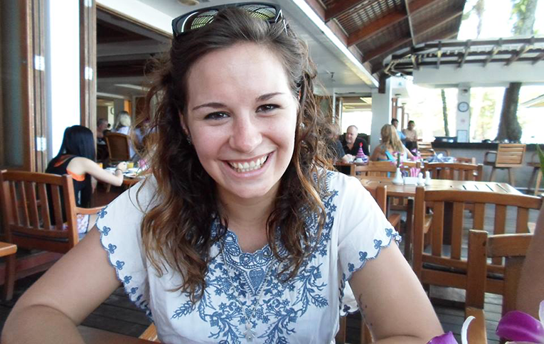 Saskia Smuts, Program Assistant for TravelBud