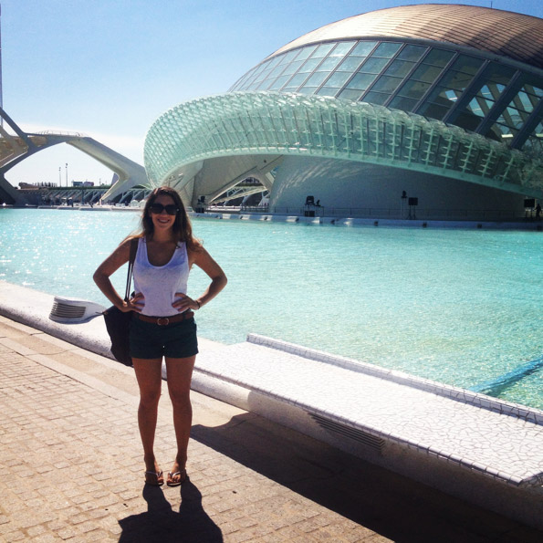 Museum of Arts and Sciences Valencia, Spain
