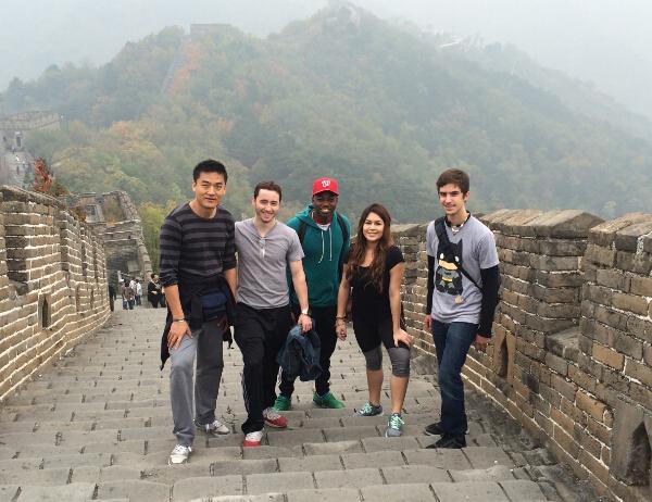 Co-Aim Great Wall Trip