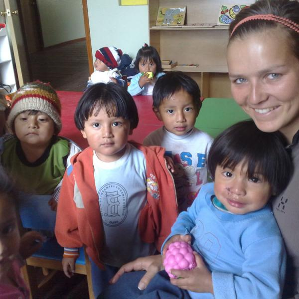 Childcare Program in the Galapagos Island with Love Volunteers!