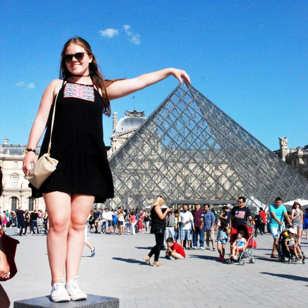 Paris, France, Teen Travel, France Language, Study French, Louvre