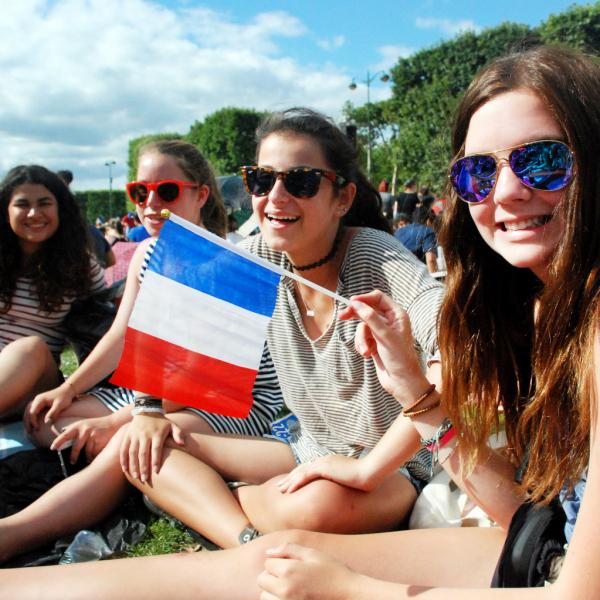 Paris, France, Teen Travel, France Language, Study French, Eiffel Tower, Bastille Day, French Flag