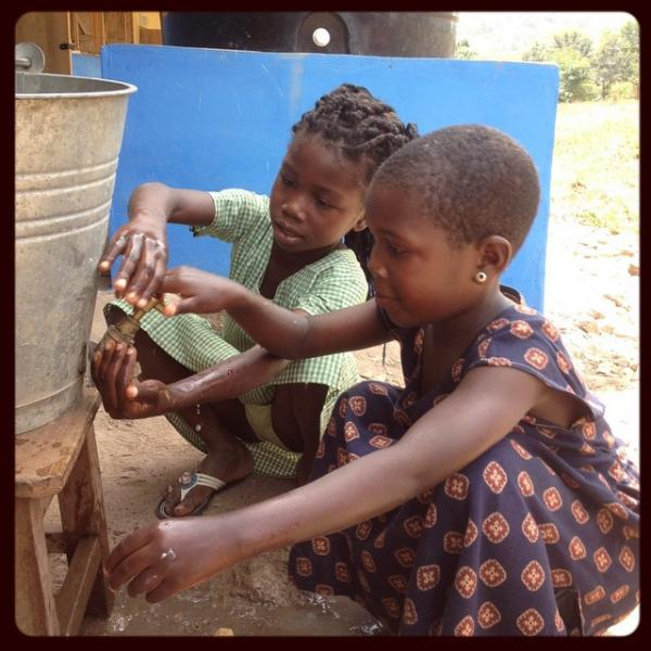 Child Care in Ghana