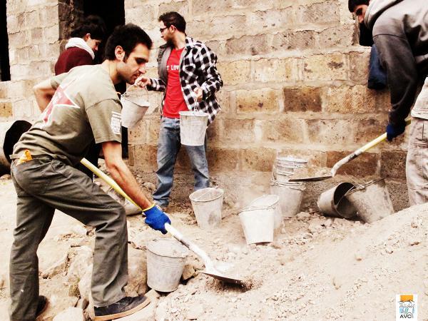 AVC Armenia and Fuller Center for Housing