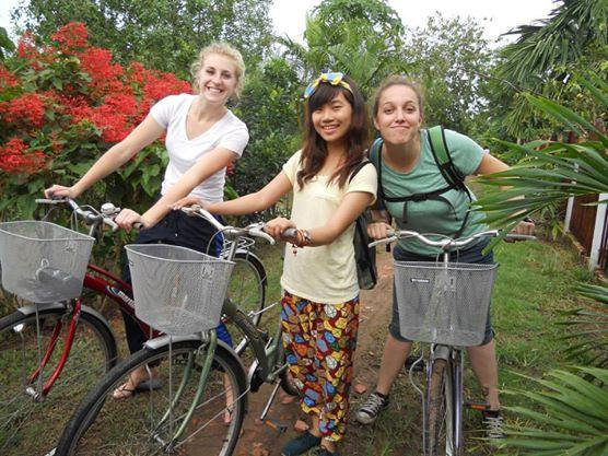 Vietnam, Ho Chi Minh City, Study Abroad, Service learning