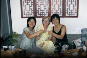 Chinese language learning Shanghai