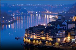 Porto travel and Portuguese language learning