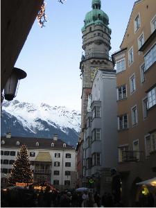 Tall buildings in Austria