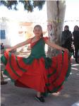 Argentinian dress