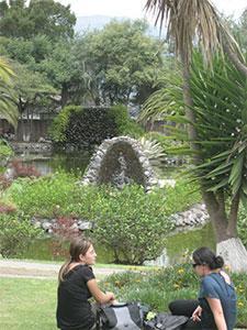 Study Abroad in Quito, Ecudaor