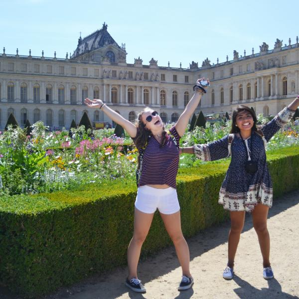 Paris, France, Teen Travel