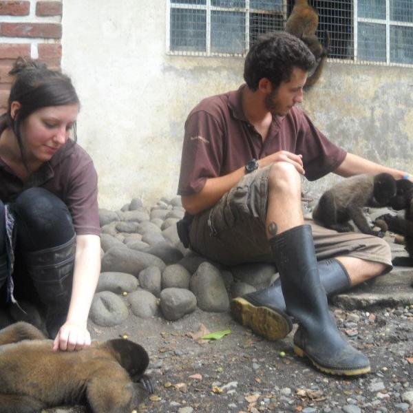 Environmental Protection Program in Ecuador with Love Volunteers!