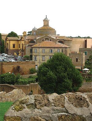 Architecture Athena Study Abroad Tuscania Italy